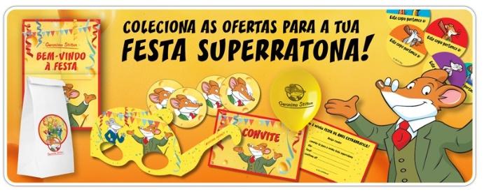 Wook.pt - Festa Superratona