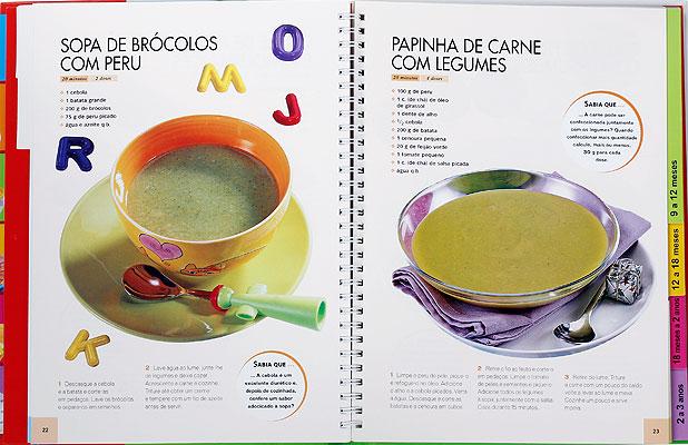 Wook.pt - Sopa de Bróculos com Perú/ Papinha de Carne com Legumes