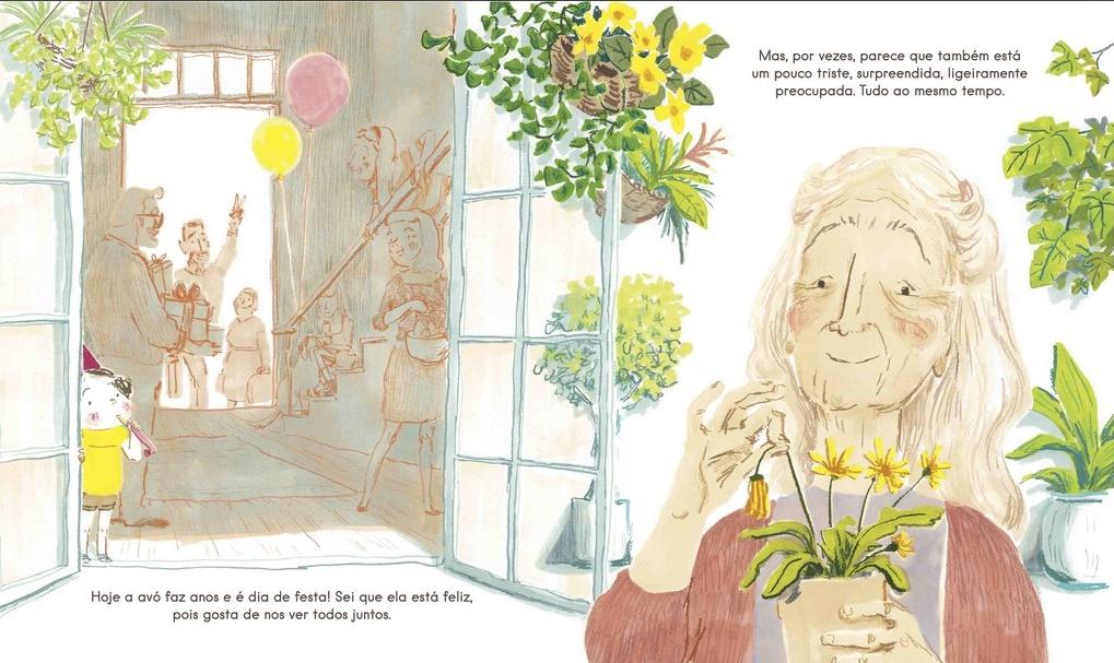 O Rosto da Avó, Simona Ciraolo - Livro - WOOK