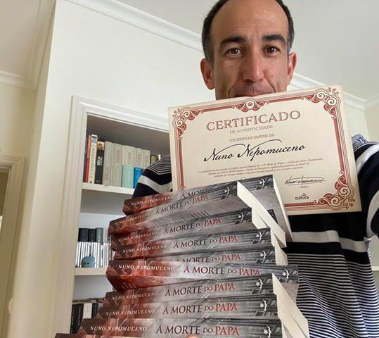 Wook.pt - Certificado de Autenticidade pelo Autor