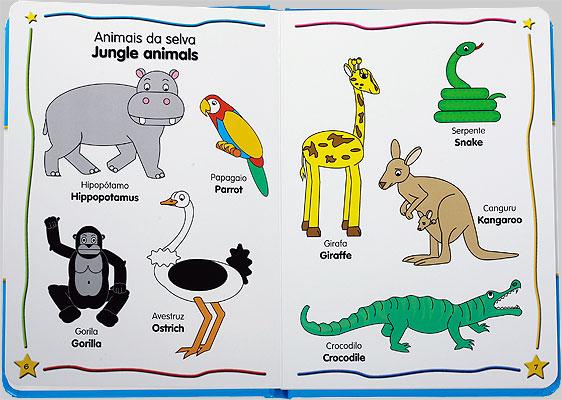 Wook.pt - Animais da selva